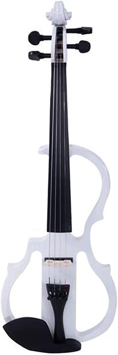 Samanthaa Beautiful Spring new work one after another Violin 4 Electroacoustic ! Super beauty product restock quality top! Piano White Paint
