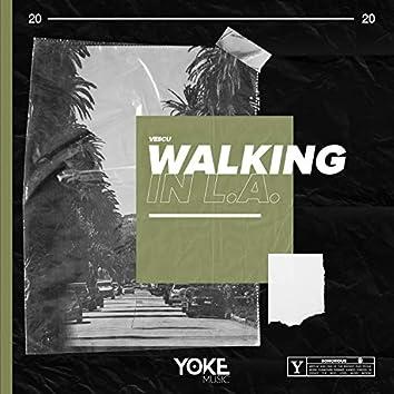 Walking in L.A.