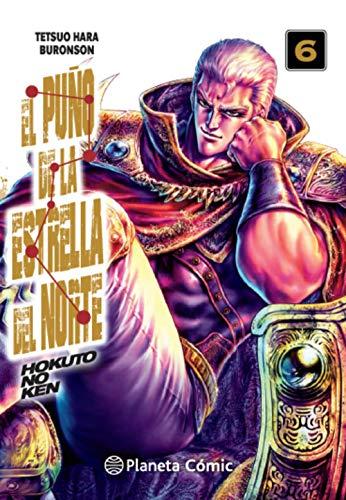 El puño de la Estrella del Norte (Hokuto No Ken) nº 06/18 (Manga Seinen)