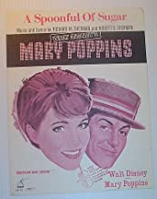 A Spoonful of Sugar - Sheet Music from Walt Disney's Mary Poppins