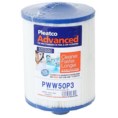Pleatco Filterkartusche Kartusche Whirlpool Filter Lamellenfilter PWW50P3