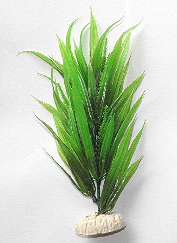 Kunststoffpflanze Hygrophila sp. 20cm / Wasserpflanze Aquarium Künstliche Pflanze