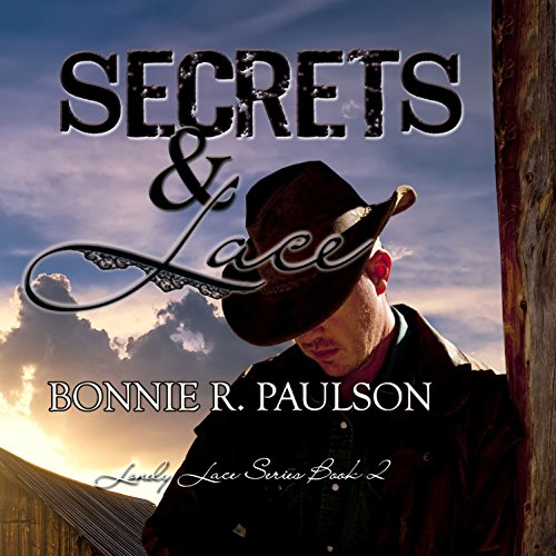 Secrets and Lace audiobook cover art