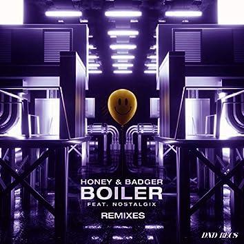 Boiler (feat. Nostalgix)(Remixes)