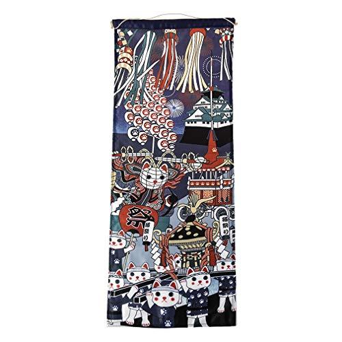 lachineuse Grand Panneau Japonais