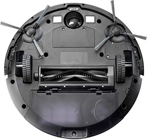 Blaupunkt XBOOST Saugroboter mit Turbo-Saugfunktion - Roboterstaubsauger für Tierharen - Staubsauger Roboter mit Bereichsabgrenzung und Anti Allergien - 5