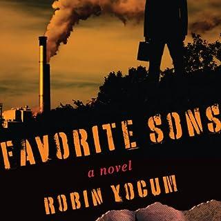 Favorite Sons audiobook cover art