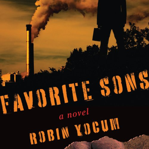 Favorite Sons audiobook cover art