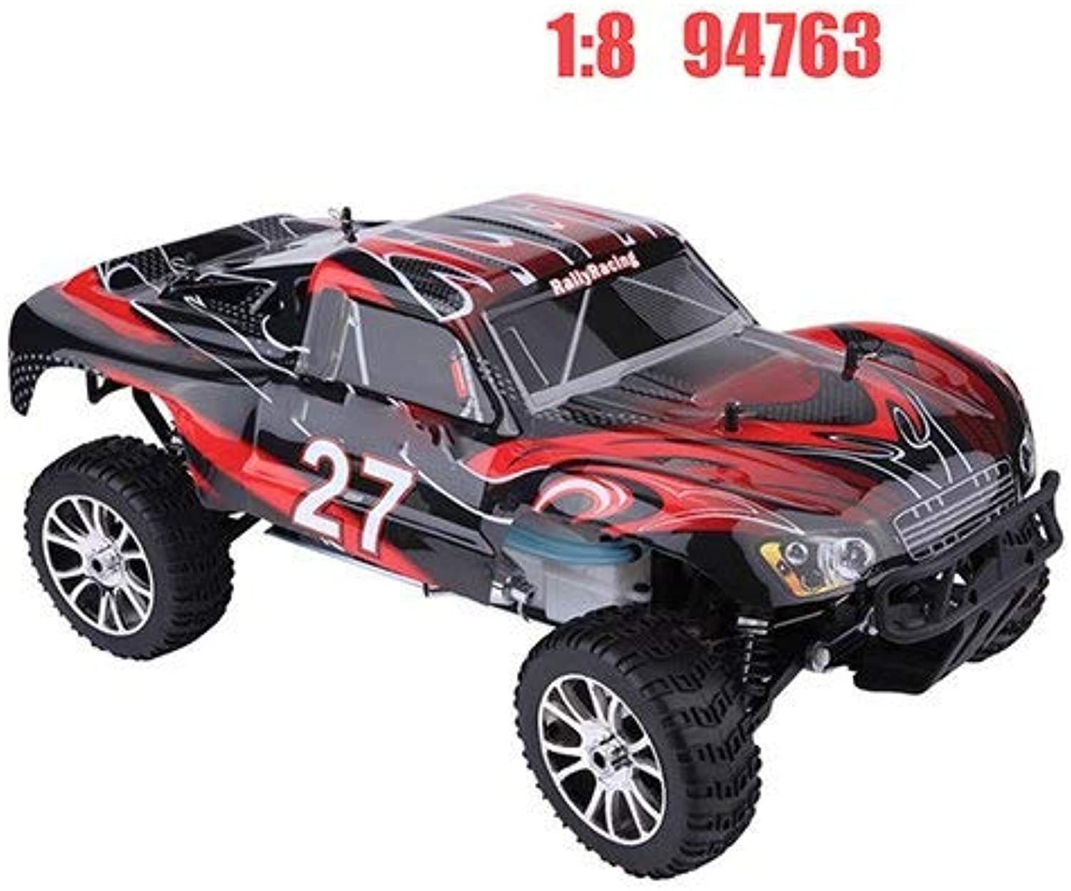 Generic 2.4GHz Remote Control Model Vehicle 1 10 Scale 4WD 18CXP Engine GP RC OffRoad Car Gas Power RC Cross Country Car Vehicle 18 94763
