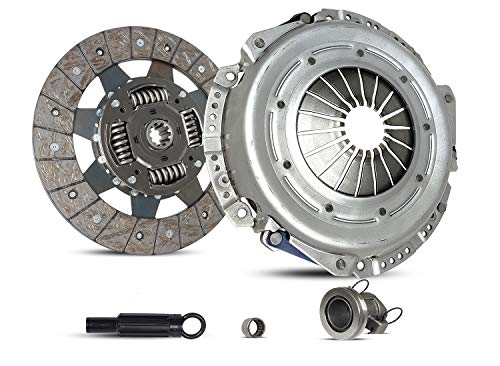 Clutch Kit compatible with Wrangler 75th Anniversary Rubicon Sport Unlimited Sahara Willys Wheeler Sport Utility 4-Door 2-Door 2012-2017 3.6L 3604CC 220Cu. In. V6 GAS DOHC Naturally Aspirated (01-047)