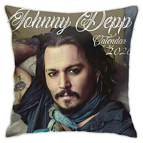 Johnny Depp Pillow 18inch18inch Printed Pillow Cases