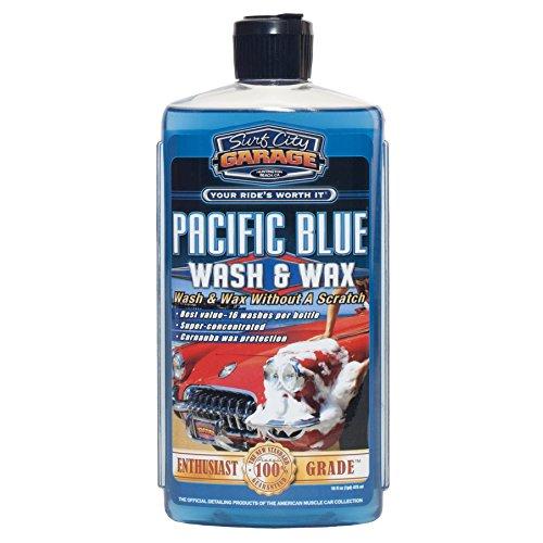 Surf City Garage - Pacific Blue Wash & Wax 475ml