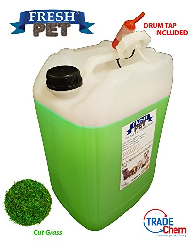 25L fresco para perro de mascota de la perrera desinfectante, limpiador, ambientador