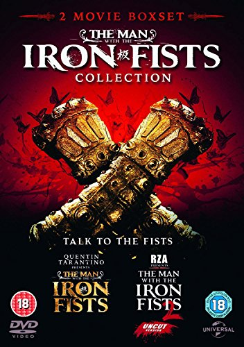 Man With the Iron Fists/the... [DVD-AUDIO]