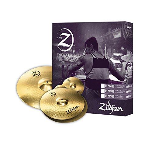 "Zildjian K Custom Special Dry 13"", 18"" Set Mehrfarbig"