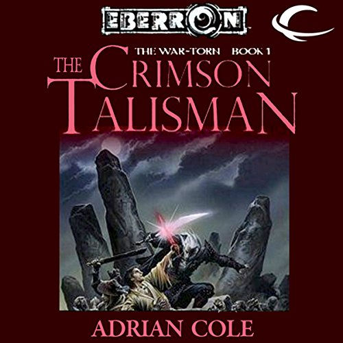 The Crimson Talisman  By  cover art
