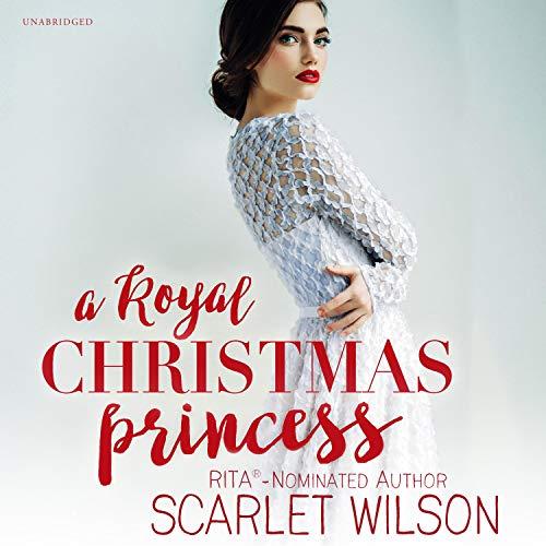 A Royal Christmas Princess cover art