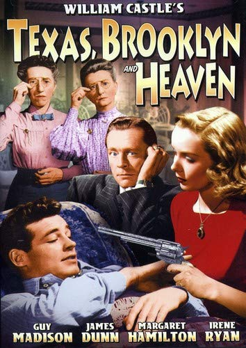 Texas Brooklyn & Heaven [DVD] [1948] [Region 1] [NTSC] [Reino Unido]