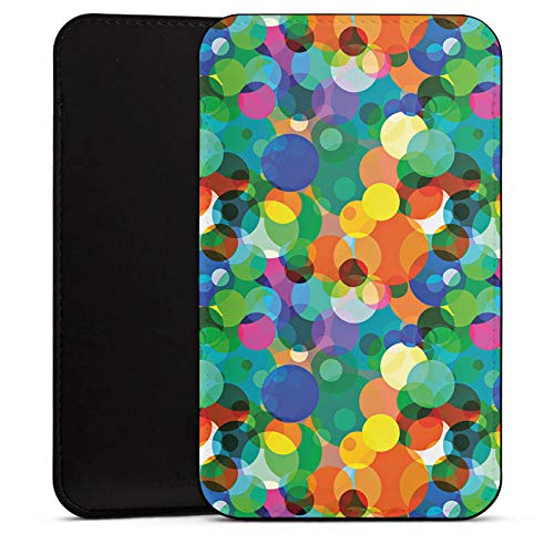 DeinDesign Cover kompatibel mit Wiko Barry Hülle Tasche Sleeve Socke Schutzhülle Punkte Muster Pattern