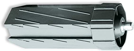 Schellenberg 80200 Rolhuls mini voor 40 mm achtkantige assen, SW 40, 104 mm lengte, bout 10 mm diameter