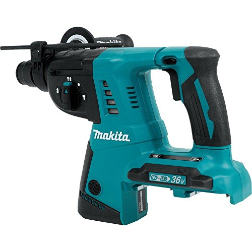 MAKITA XRH05Z 18V X2 LXT Lithium-Ion (36V) Cordless 1-in Rotary Hammer TOOL ONLY (Renewed)