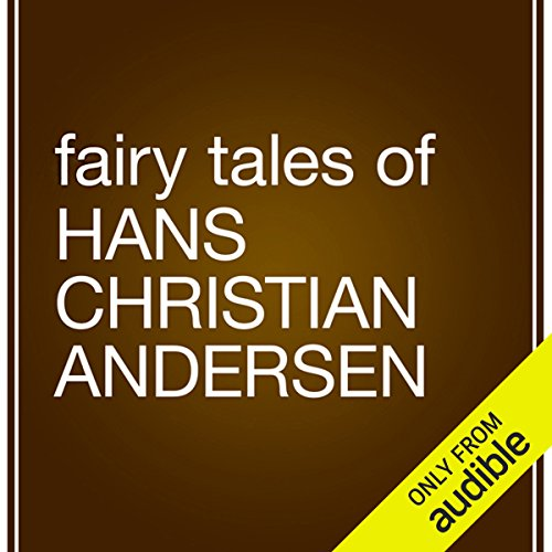 Fairy Tales by Hans Christian Andersen audiobook cover art