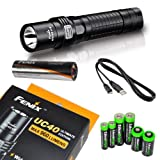 FENIX UC40 Ultimate Edition USB Rechargeable 960 Lumen Cree...