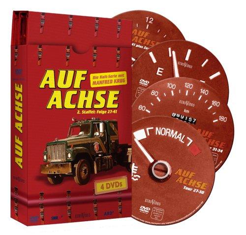 Auf Achse - 2. Staffel - Teil 2, Folge 27-41 (4 DVDs)