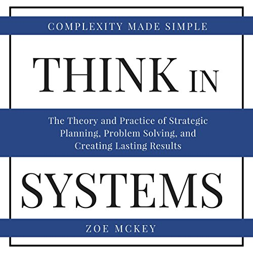 Think in Systems audiobook cover art