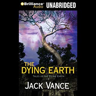 The Dying Earth cover art