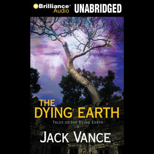 The Dying Earth audiobook cover art