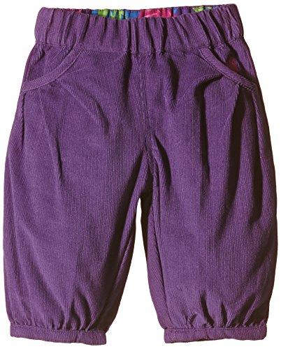 Kite Cord Pull Up Pantalon, Violet-Violet, 3-6 Mois Bébé Fille