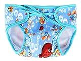 Cloud Kids Unisex Baby swim nappy wiederverwendbare waschbar leckschutz jungen mädchen badehose...