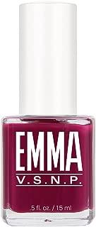 EMMA V.S.N.P. Shake Me a Cocktail, 12+ Free Nail Polish, .5 Ounces