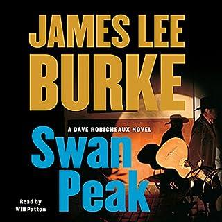 Swan Peak audiobook cover art