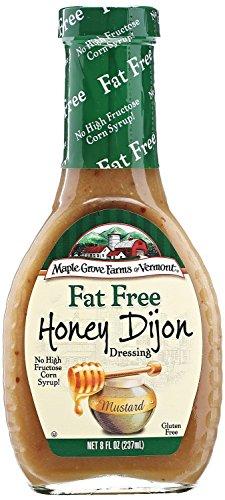 Maple Grove Farms Dressing Honey Dijon Fat Free 8.0 OZ
