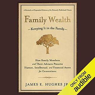 Family Wealth audiobook cover art