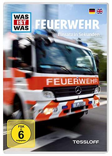 Was Ist Was DVD Feuerwehr. Einsatz in Sekunden