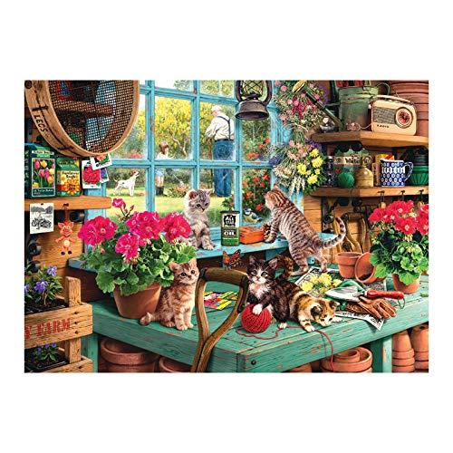 Jigsaw Puzzle 1000 Pièces Puzzles Pour Adultes Puzzles Pour Adultes Puzzles En Carton Pour Enfants, Jeu De Famille, 70cmX50cm
