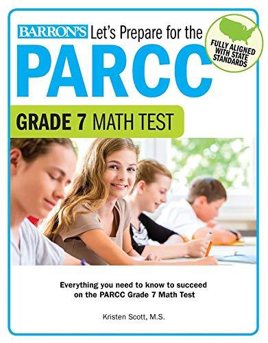 Lets Prepare For The Parcc Grade 7 Math Test Let Rsquo S Prepare For The Parcc Hellip Tests