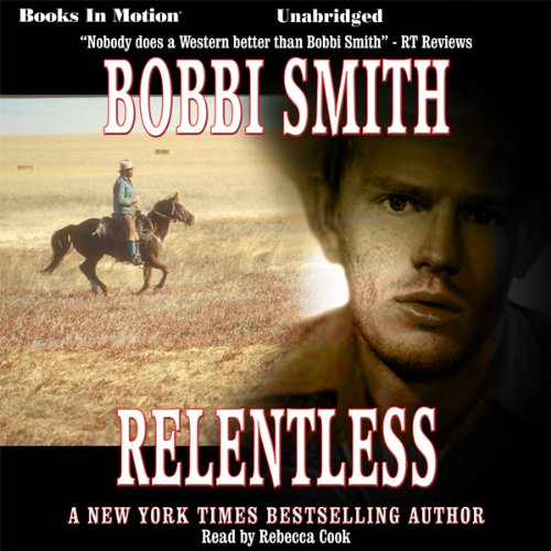 Relentless audiobook cover art