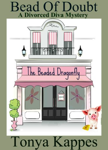 Bead Of Doubt : A Cozy Mystery (A Divorced Diva Mini-Mystery Short Story) (English Edition)