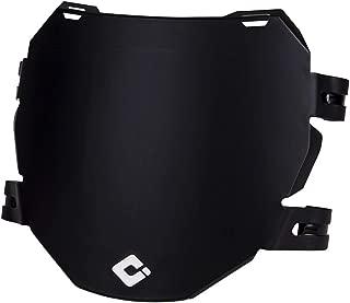 Odi Downhill Number Plate - Ag - Black - D70DP-B