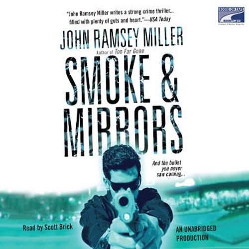 Smoke & Mirrors audiobook cover art