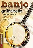 Grifftabelle für Banjo: Über 1300 Akkorde in Open G, Standard C, Open D!