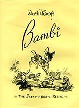 Walt Disney's Bambi: The Sketchbook Series (Disney Editions Deluxe (Film))