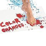 alfombra que cambia de color