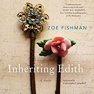 Inheriting Edith audiobook cover art