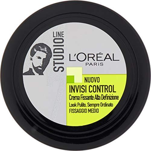 L Oréal Paris Gel per Capelli Studio Line, Effetto Invisi-Control,