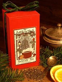 Salt Spring Tea Yuletide Black Tea - 1.9oz Box